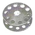 10 Pack of Industrial Bobbins # 101-11300 Click for model info.  (NO LONGER AVAILABLE)