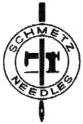 Schmetz Twin Needle Size 6.0/100; System 15x1, 130/705H, HAx1
