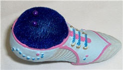 High Heel Shaped Pin Cushion