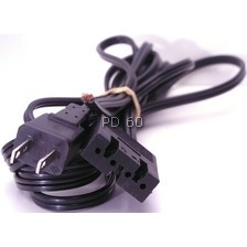 Power Cord  4118069-12/4118069-01 Click for model info.