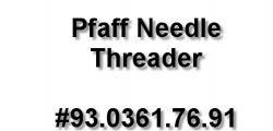 Needle Threader # 93-036176-91