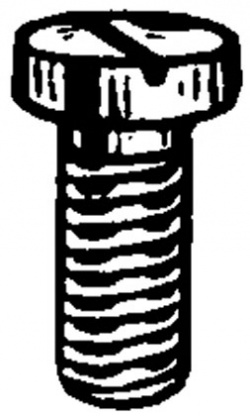 Industrial Feed Dog Screws # 208AL