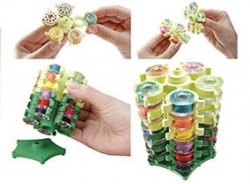 Stack 'N Store Bobbin Tower Keep your bobbins organized!
