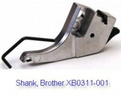 Shank, Brother, #XB0311-001