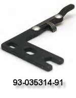 Pfaff Position Brackets  9303531491