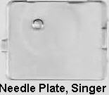 Singer Cover Plate Part 416428301