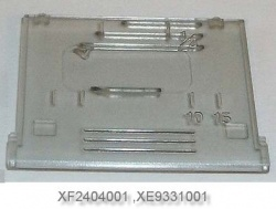 Slide Plate  XF2404001 ,XE9331001 Sorry Not available with us.