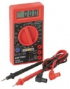 For the man in your life.. Digital multimeter gives you accurate digital readings for 7 functions: AC/DC