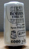 Bobbin Thread-White # 4090